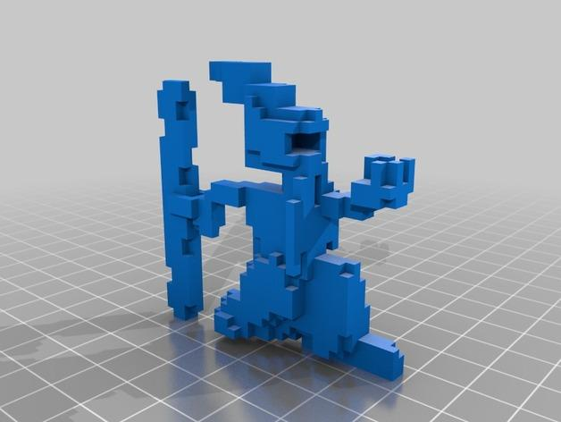 Archon模型 3D模型  图25