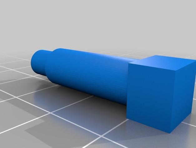 轧辊轮 3D模型  图5