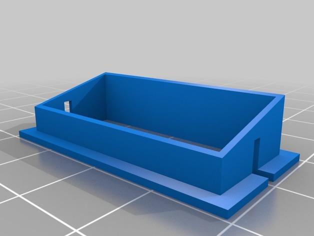 太阳能电动马达 3D模型  图3