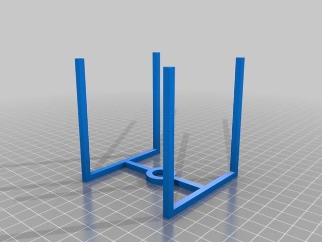 太阳能电动马达 3D模型  图5