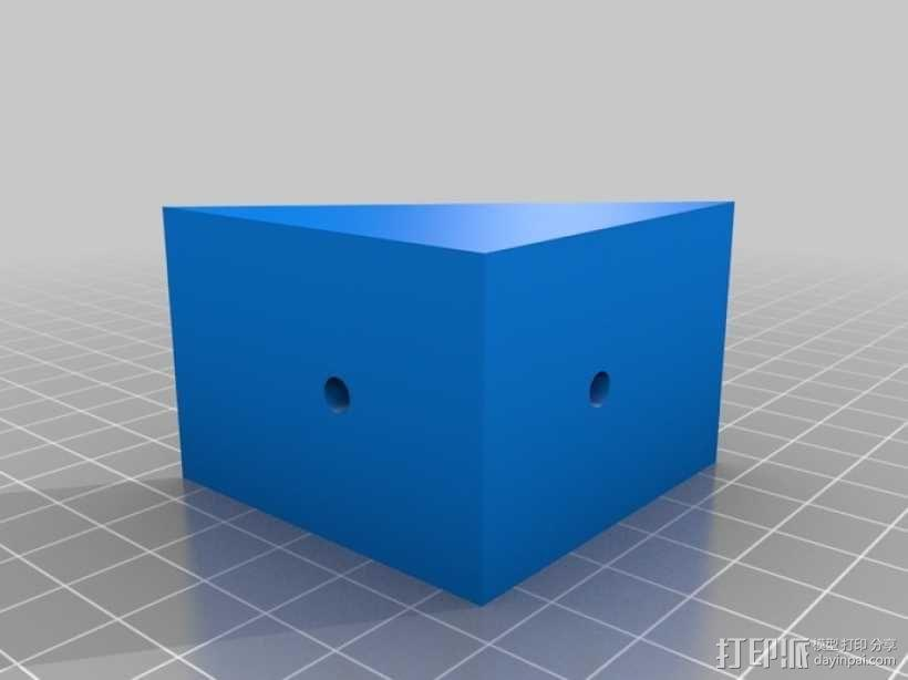 DIY雪橇 3D模型  图6