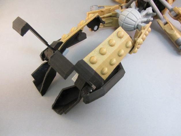 戴立克变压器 3D模型  图10