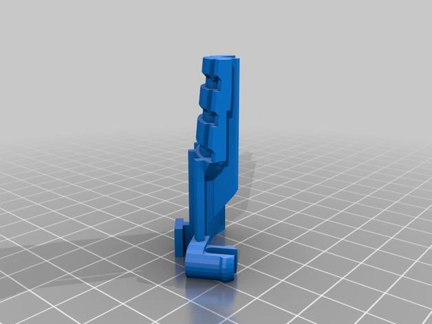 戴立克变压器 3D模型  图18