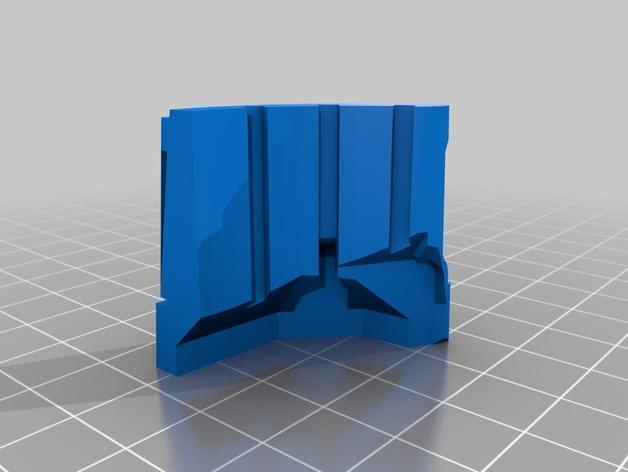 戴立克变压器 3D模型  图21
