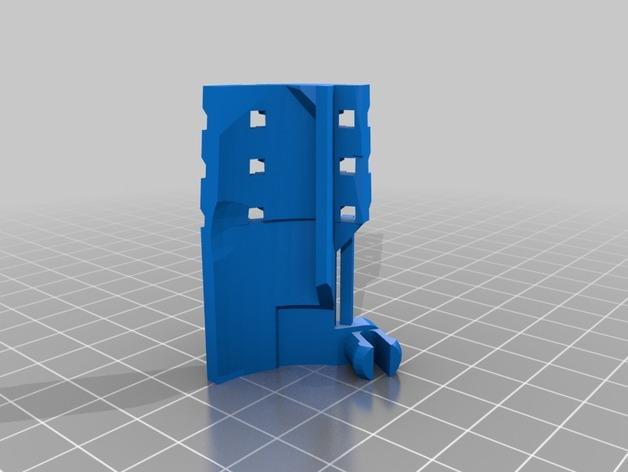 戴立克变压器 3D模型  图19