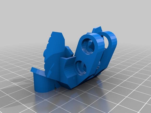 戴立克变压器 3D模型  图22