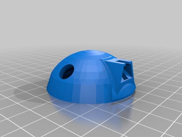 戴立克变压器 3D模型  图25