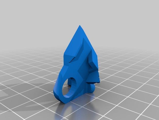 戴立克变压器 3D模型  图24