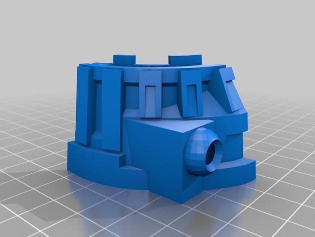 戴立克变压器 3D模型  图29