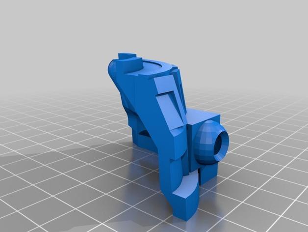 戴立克变压器 3D模型  图33