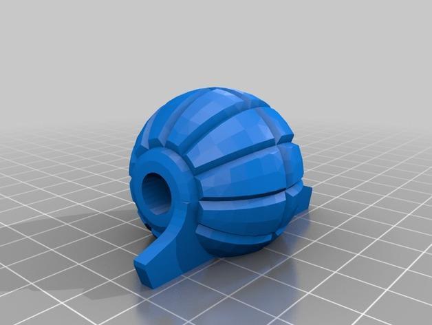 戴立克变压器 3D模型  图32
