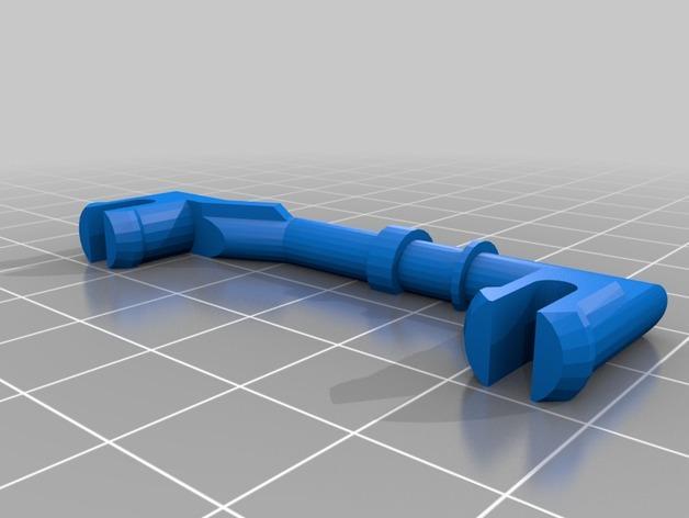 戴立克变压器 3D模型  图36
