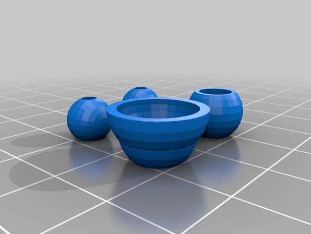 戴立克变压器 3D模型  图37