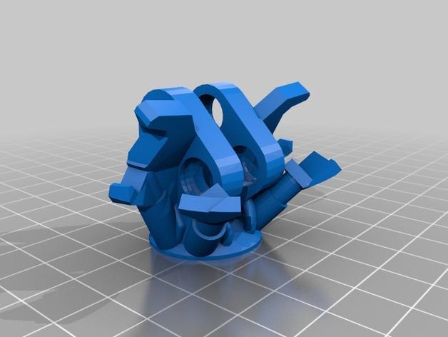 戴立克变压器 3D模型  图42