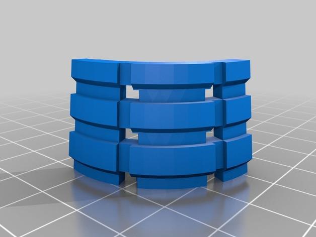 戴立克变压器 3D模型  图45