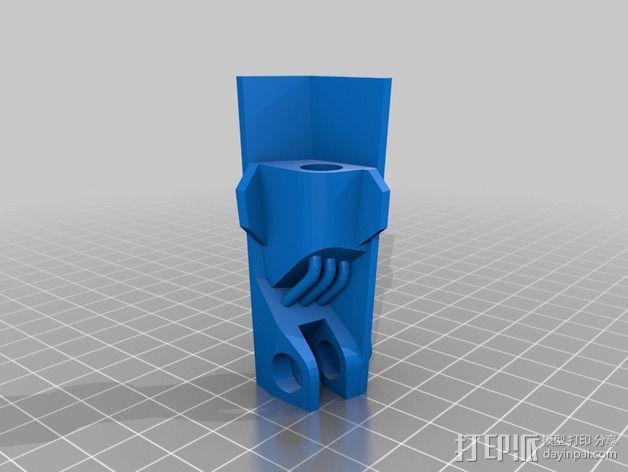 戴立克变压器 3D模型  图50
