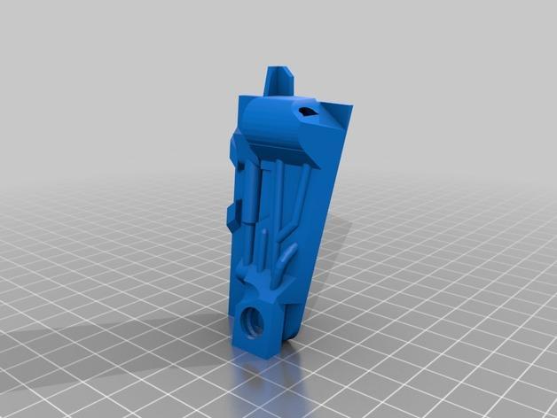 戴立克变压器 3D模型  图60