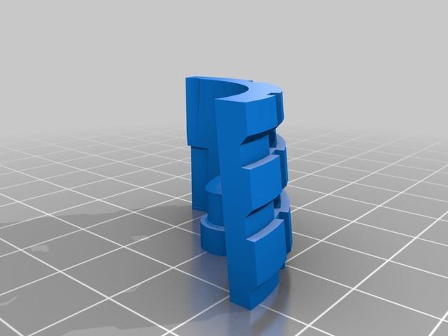戴立克变压器 3D模型  图69