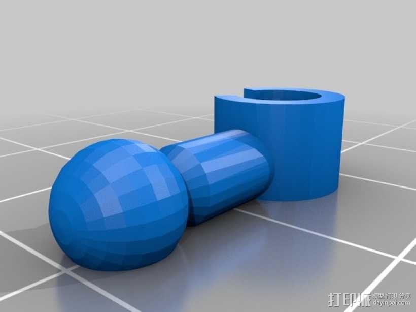 戴立克变压器 3D模型  图76