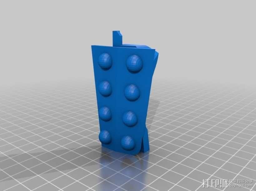 戴立克变压器 3D模型  图75