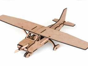 赛斯纳飞机 3D模型