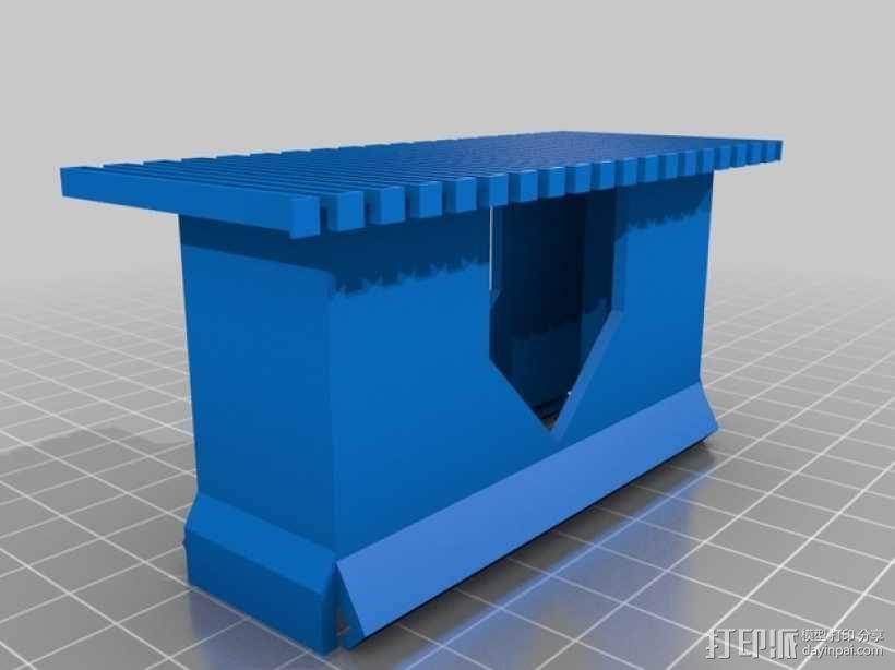 定制化卡片盒 3D模型  图7