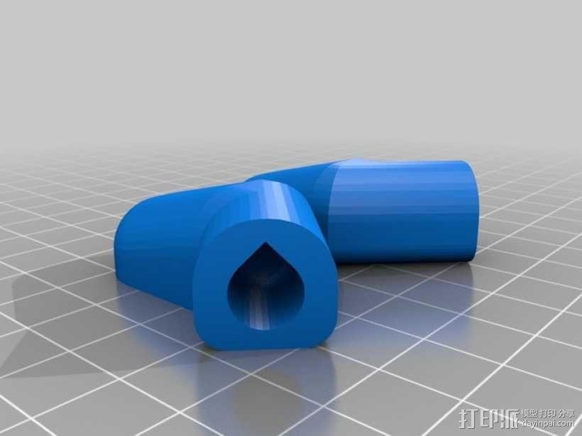 巨型乐高玩偶 3D模型  图3