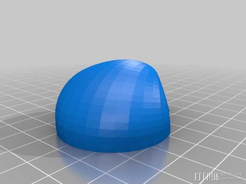 巨型乐高玩偶 3D模型  图8