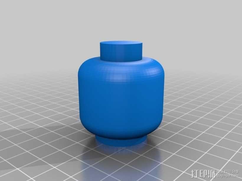 巨型乐高玩偶 3D模型  图11