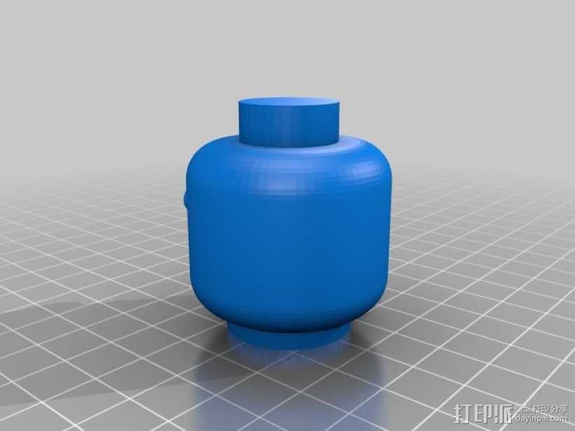 巨型乐高玩偶 3D模型  图14