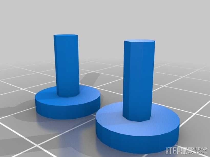 巨型乐高玩偶 3D模型  图16