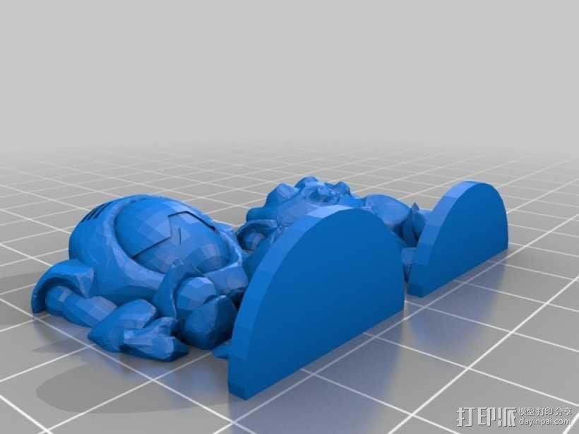 Wayfarer巡路车模型 3D模型  图3