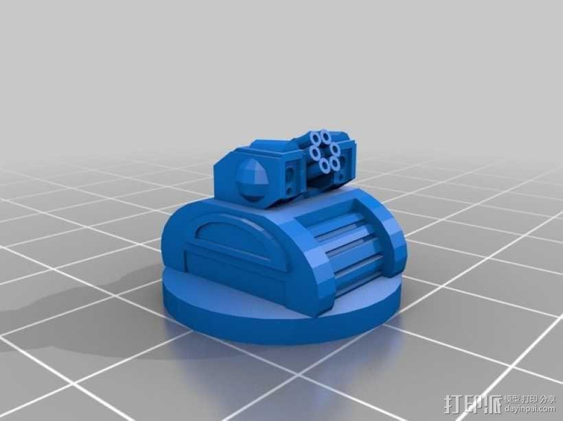 Wayfarer巡路车模型 3D模型  图5