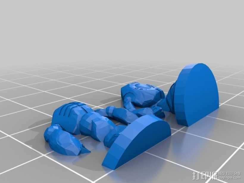 Wayfarer巡路车模型 3D模型  图6