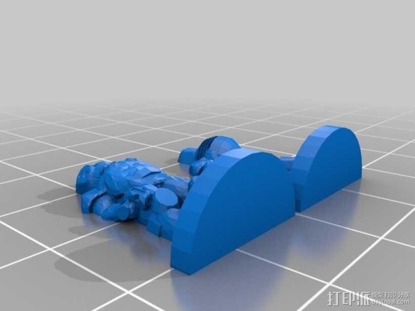 Wayfarer巡路车模型 3D模型  图13
