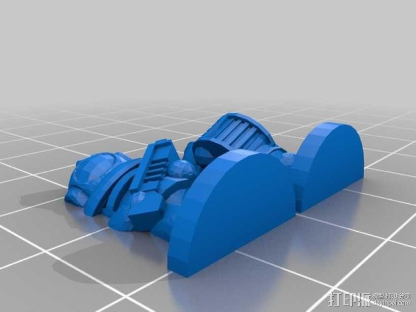 Wayfarer巡路车模型 3D模型  图15
