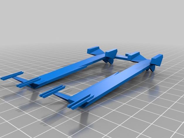 斯芬克斯导弹发射器 3D模型  图5