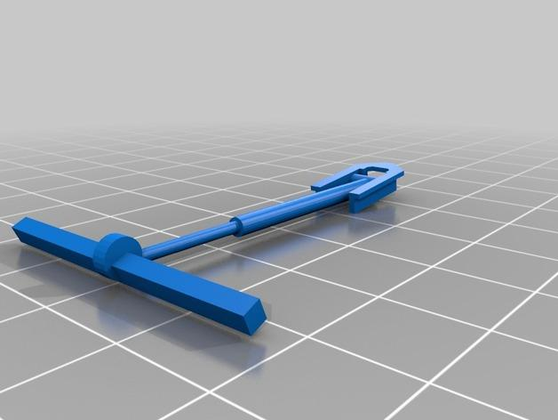斯芬克斯导弹发射器 3D模型  图8