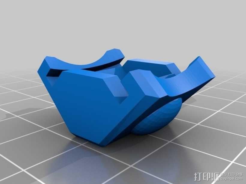 Rubiks空心魔方 3D模型  图4