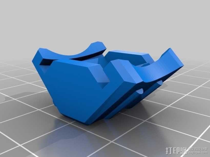 Rubiks空心魔方 3D模型  图8