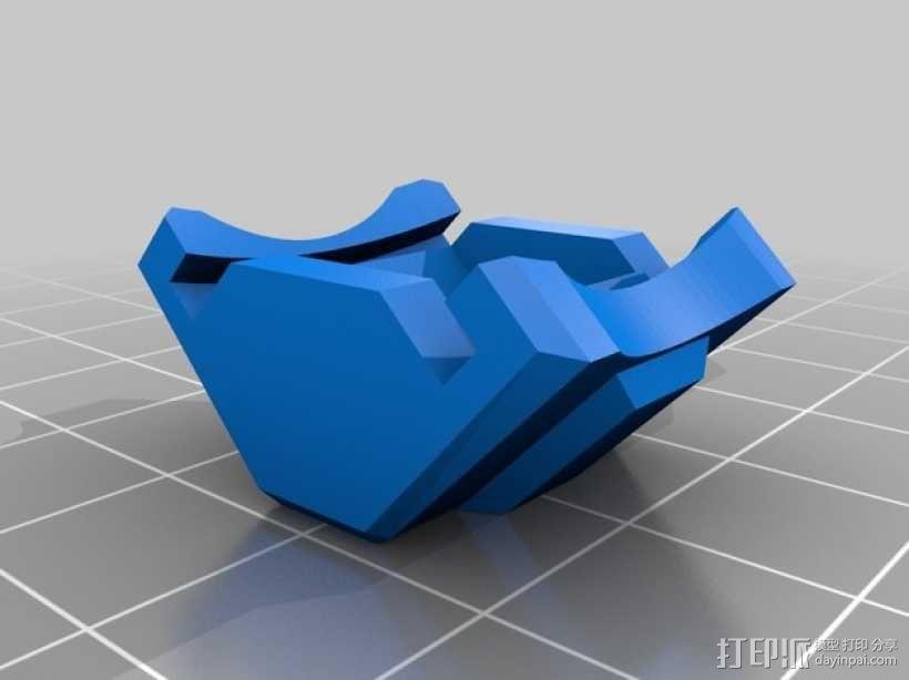 Rubiks空心魔方 3D模型  图9