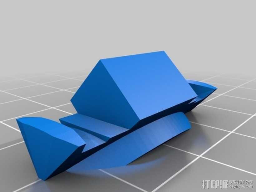 Rubiks空心魔方 3D模型  图13