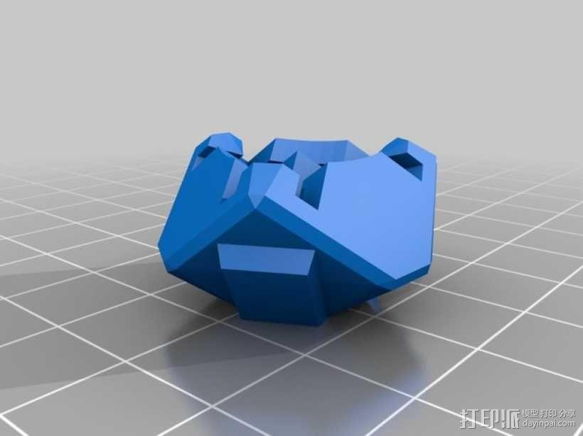 Rubiks空心魔方 3D模型  图19