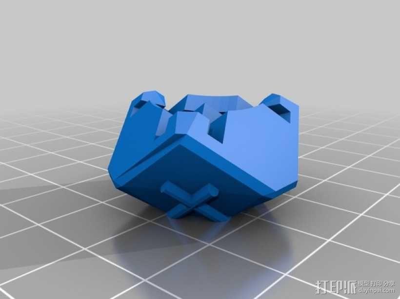 Rubiks空心魔方 3D模型  图23