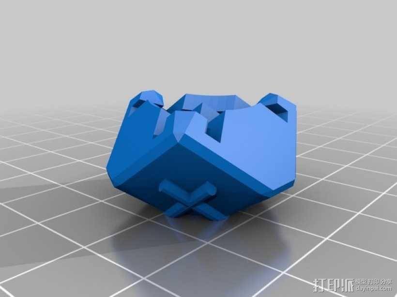 Rubiks空心魔方 3D模型  图24