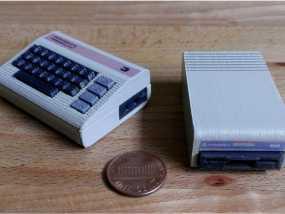 磁盘驱动器 3D模型