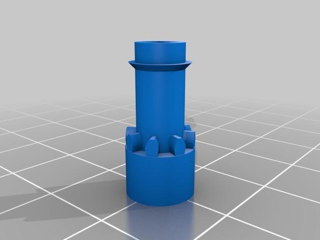 滚珠滑道模型 3D模型  图3