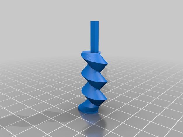 滚珠滑道模型 3D模型  图6