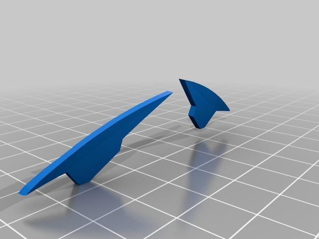 死神高达机器人模型 3D模型  图3