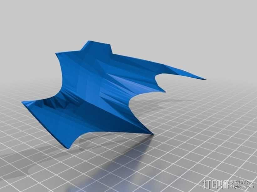 死神高达机器人模型 3D模型  图10